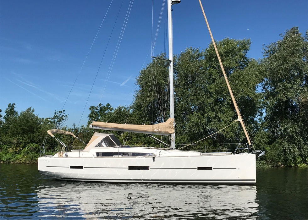 Dufour 410 Grand Large Te koop