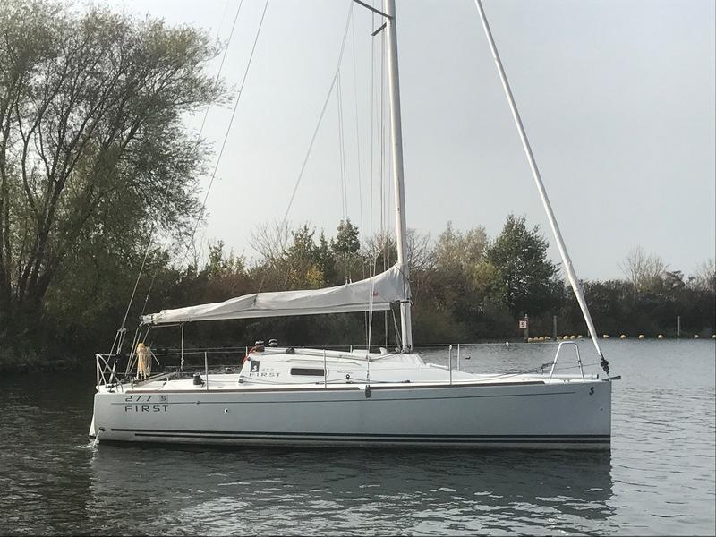 Beneteau First 27.7 S
