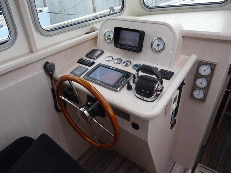 Motorkruisers en Jachten Kotter 1250 Pilot foto 4