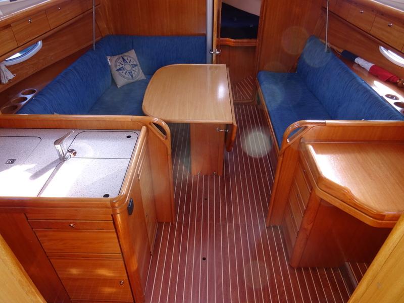 Kajuitzeilboten en Zeiljachten 34 Cruiser foto 2